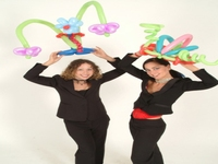 Corporate Party Balloon Modellers