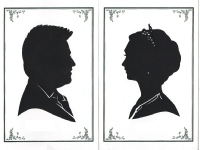 Silhouette Artists for Christmas Events