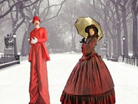 Victorian & Dickensian Christmas Acts