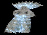 Ice Princess Stilt Walker